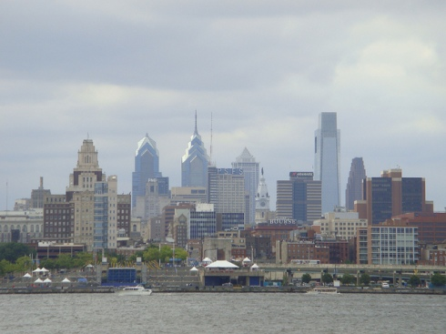 view of philly